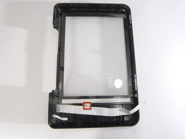 HP Photosmart D110a Scanner Glass Replacement