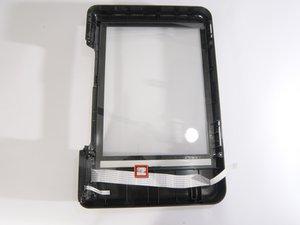 Scanner Glass