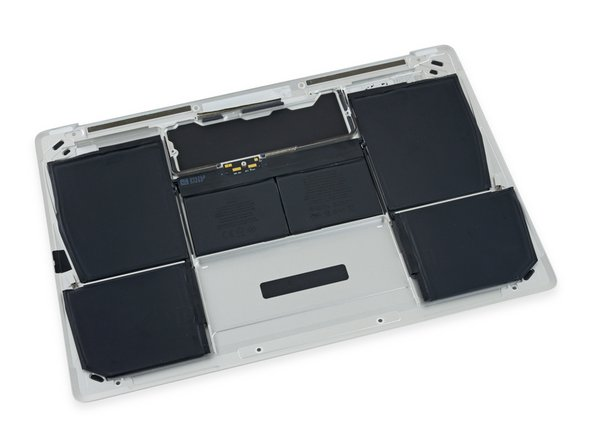 Retina MacBook 2016 Lower Case Assembly Replacement