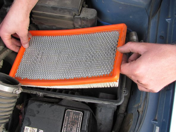 1997-2003 Chevrolet Malibu Air Filter Replacement