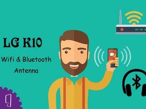 Wifi and Bluetooth Antenna