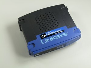 Linksys BEFSR41 Teardown
