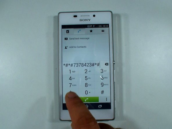 SIM Network Lock - How to Unlock Sony XPERIA Phone - iFixit Repair Guide