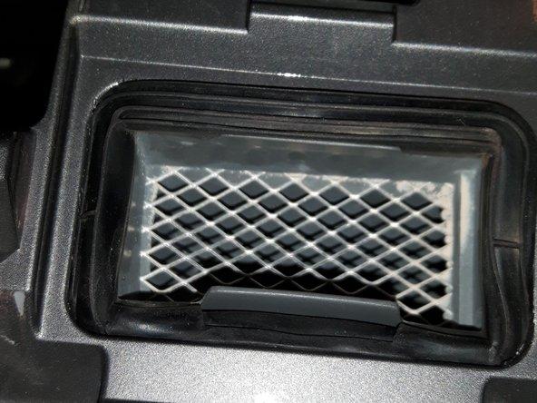 Image 2/2: ich habe aus versehen das Gummi eingeklemmt, vorsichtig lösen ging.