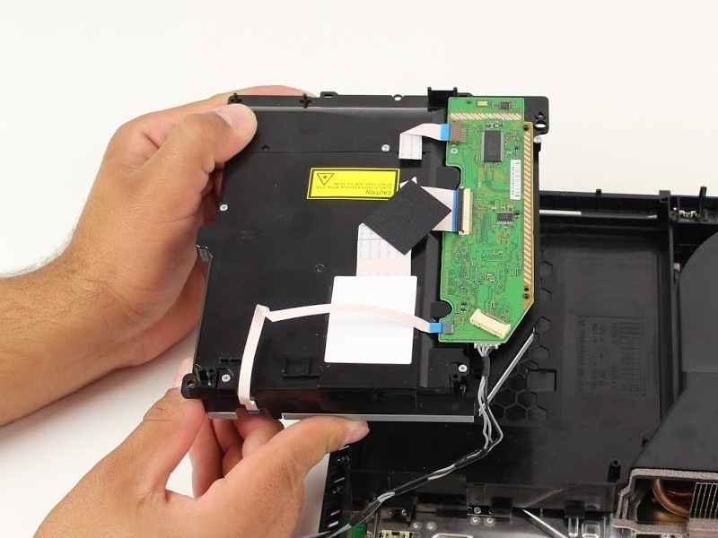 Playstation 4 Optical Drive Replacement Ifixit Repair Guide