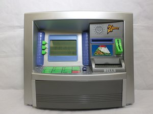 Zillionz Savings Goal ATM Bank