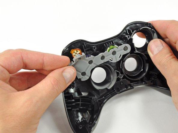 Xbox 360 Wireless Controller vorderes Gehäuse tauschen