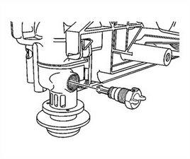 radiator drain on chevy silverado 6 1999 2007 chevrolet 08 Chevrolet Silverado block image