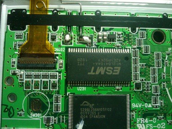 ESMT M12L64164A 64Mbit