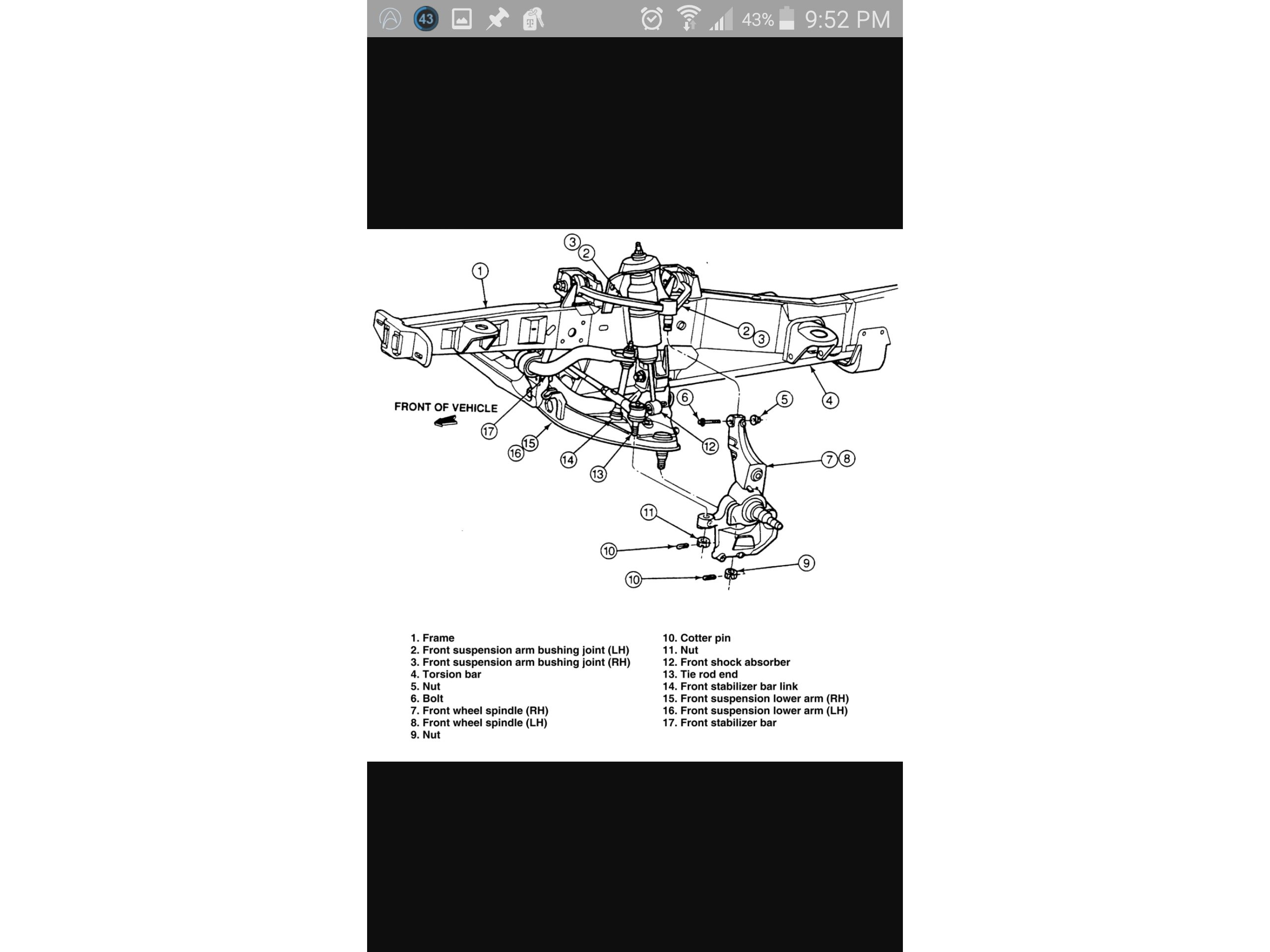 Disassembling 1989 1992 Ford Ranger Front Suspension 1989 1990 1991 1992 Ifixit Repair Guide