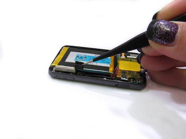 Sony Walkman NWZ-E438 Battery Replacement