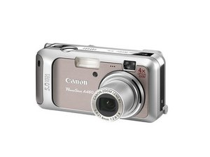 Canon PowerShot A460 Repair