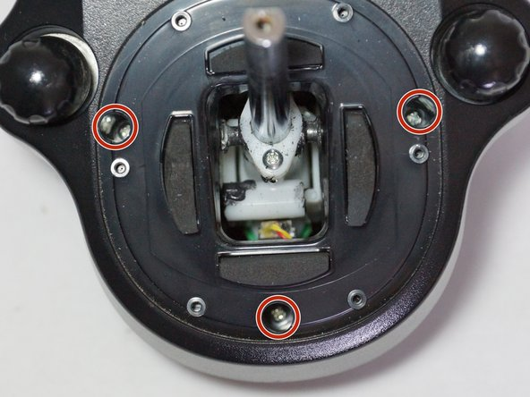 Logitech G27 Shifter Potentiometer Replacement - iFixit
