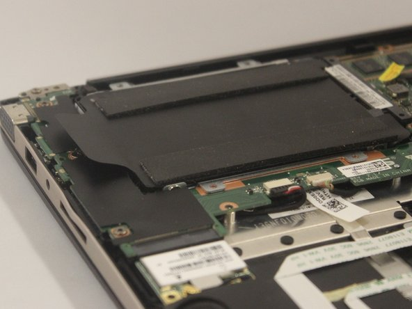 Asus VivoBook X202E-DB21T Hard Drive Replacement