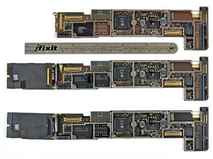 iPad 2 3G GSM & CDMA Teardown