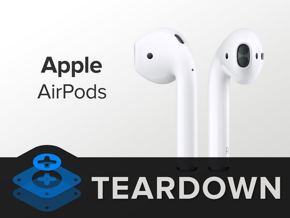 Airpods Teardown Ifixit