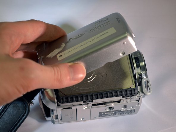 Image 2/2: The Hard Drive (HDD) is now revealed.