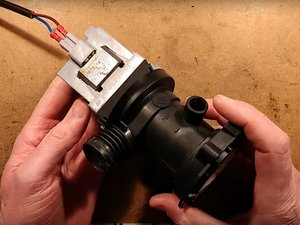Washing Machine Pump Teardown