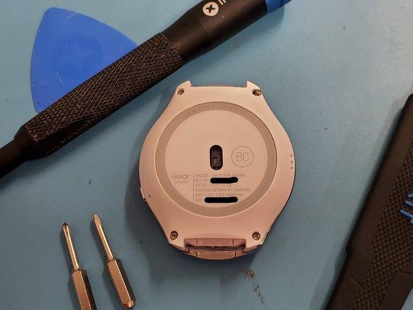 Samsung Gear S2 3G Battery Replacement