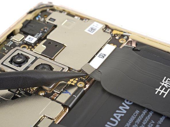 Desconexión de la batería Huawei mate 10