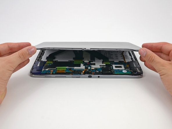 Samsung Galaxy Note 10.1 Teardown