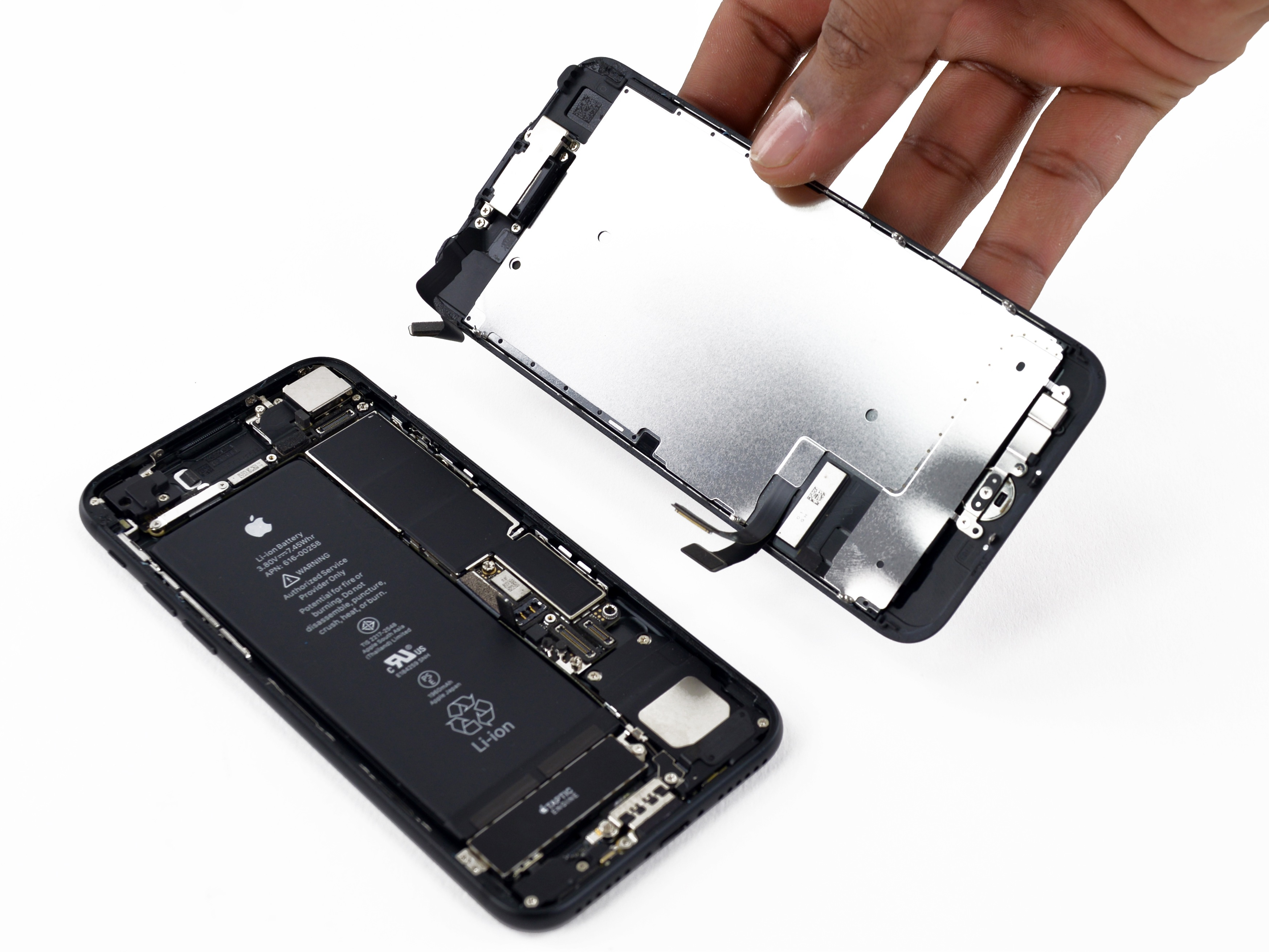 Iphone 7 Repair Ifixit Tools Installation Instructions Wire Diagrams Stereo Display Assembly