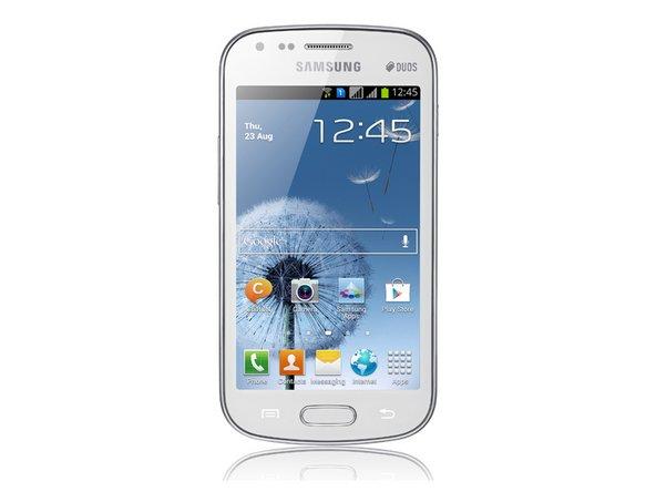 Samsung Galaxy S Duos User Manual Pdf