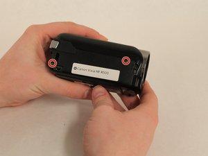 Canon Vixia HF R500 Disassembly