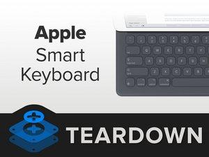 Smart Keyboard Teardown