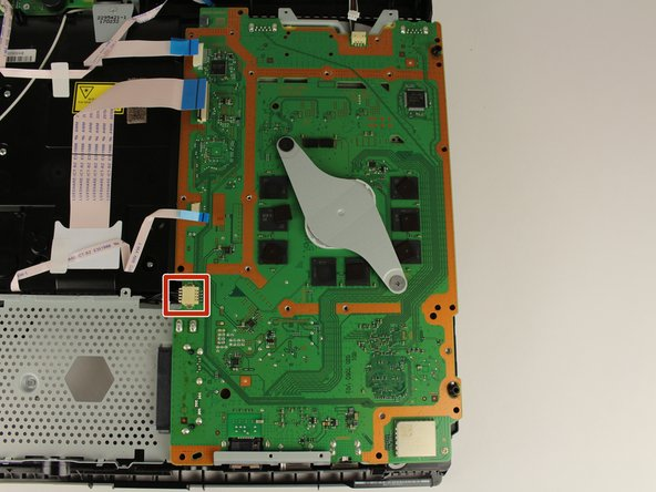 PlayStation 4 Slim Motherboard Replacement - iFixit Repair Guide