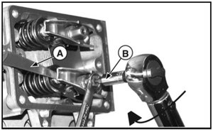 SOLVED: Adjusting valves on a 17 hp briggs & stratton motor - Riding