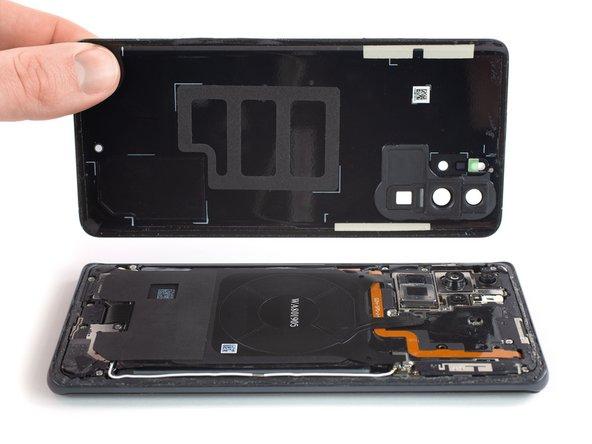Reemplazo del cristal trasero del Huawei P30 Pro