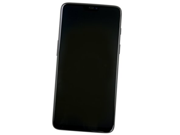 OnePlus 6 Teardown - iFixit