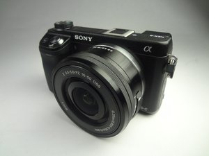 Sony Alpha NEX-6 Repair