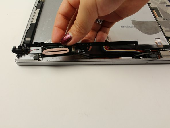 Reassembly will require adhesive to ensure that the components are secured to the device.