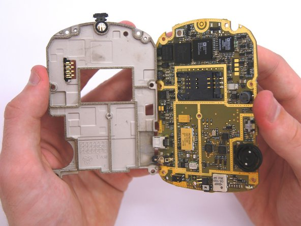 BlackBerry 7280 Logic Board Replacement