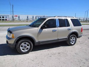 2002-2005 Ford Explorer Repair