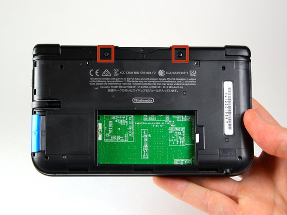 Nintendo 3DS XL Circle Pad Replacement