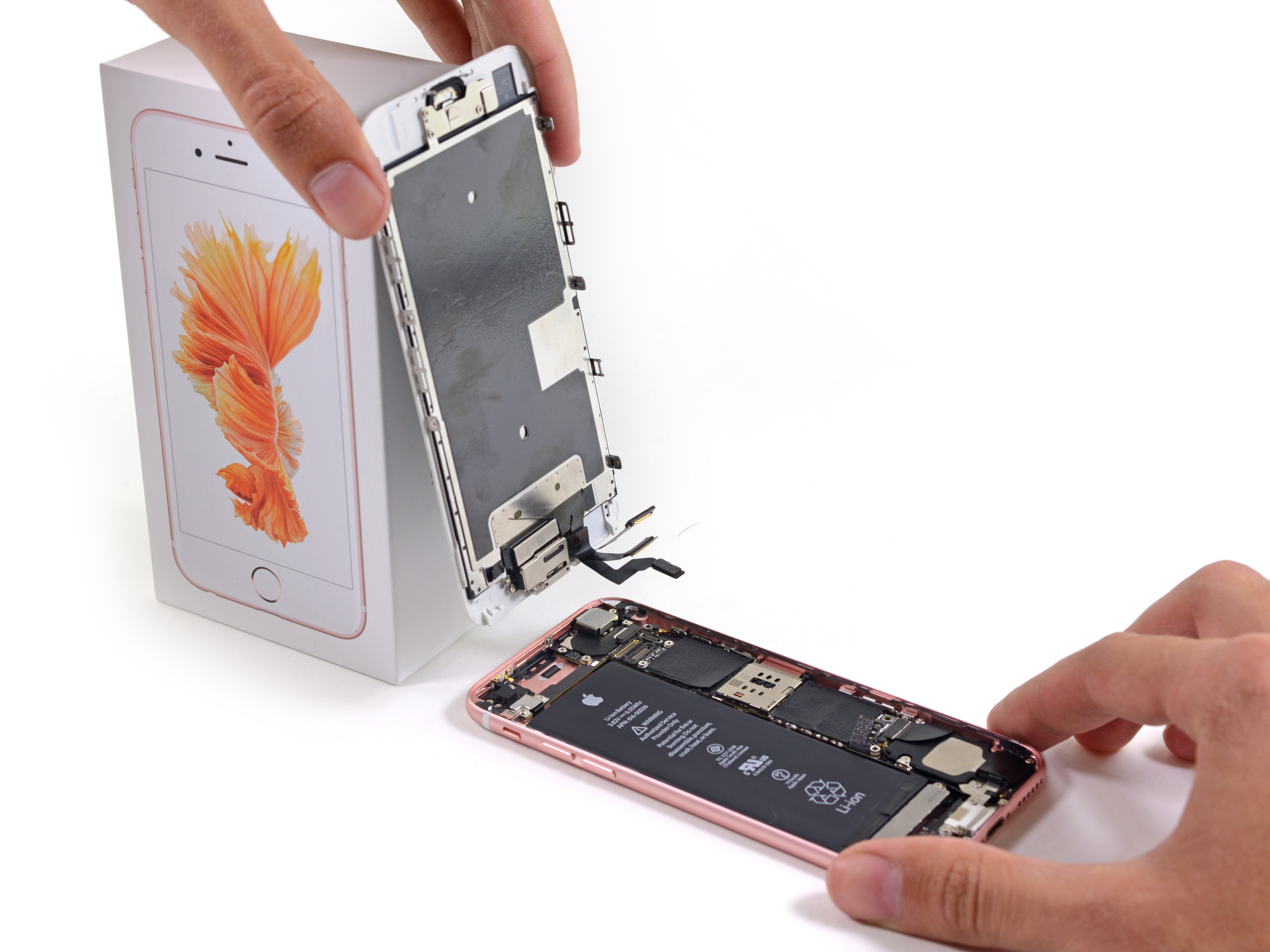 iphone 6s display replacement ifixit. Black Bedroom Furniture Sets. Home Design Ideas