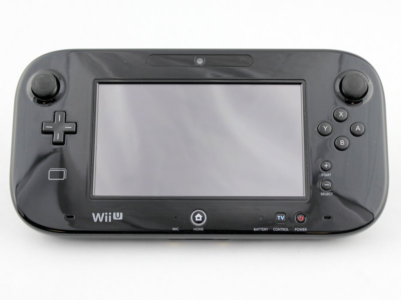 nintendo wii u gamepad repair ifixit select a language