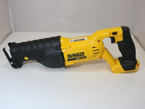 DeWalt DCS380 Grip Disassembly