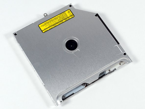 Image 1/2: The optical drive shows a manufacture date of October 2008. That drive sure got from the factory to us fast!
