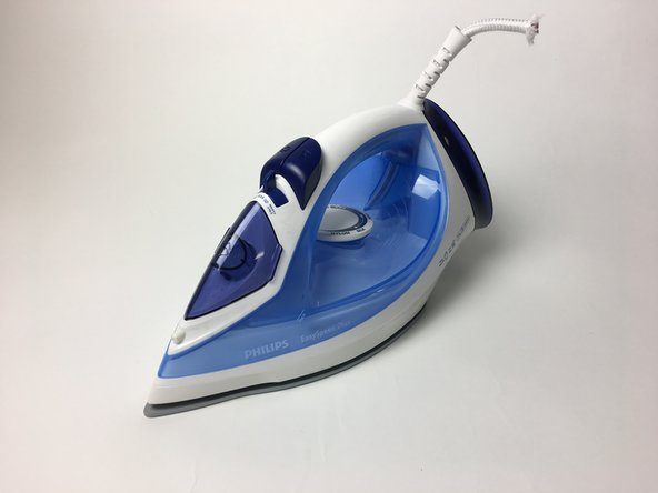 Philips EasySpeed 2100W Steam Iron Disassembly