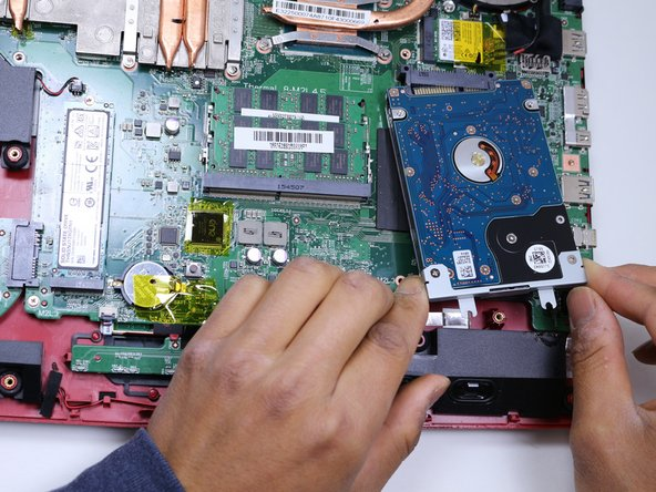 how to change hard drive ge72