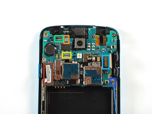 Samsung Galaxy S4 Active Motherboard Replacement
