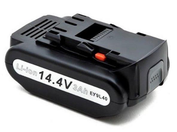 Battery For Panasonic 14.4V Li-ion 3.0AH Heavyduty EY9L40 EY9L41 Main Image