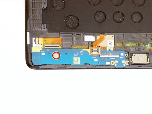 Nexus 9 USB Daughterboard Replacement