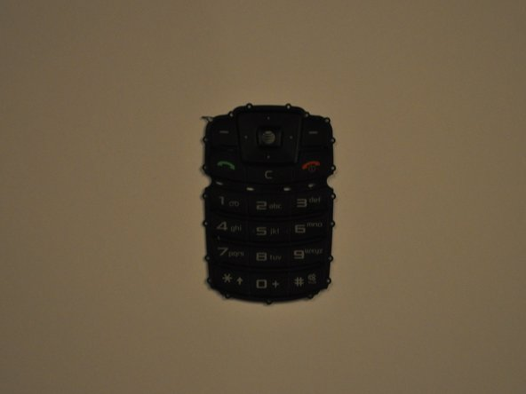 SGH-A117 keypad replacement