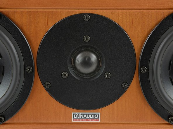 Dynaudio Contour Center Tweeter Unit Replacement