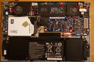 Acer Aspire S3-392G Repair